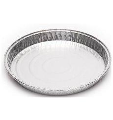 Prato de Aluminio 275mm 1150ml (100 Unidades)