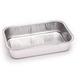Embalagem Aluminio Rectangular 330ml (100 Uds)