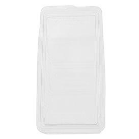 Embalagem Sanduíche PLA 16,5x11,0x7,5 cm (500 Uds)
