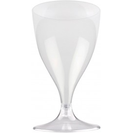 Copo PS Flute Vinho Transparente 200ml (20 Uds)
