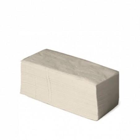 Toalla de papel secamanos natural (190 Unidades)