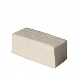 Toalha de Papel Seca Mãos Natural 1 Folha Z (190 Uds)