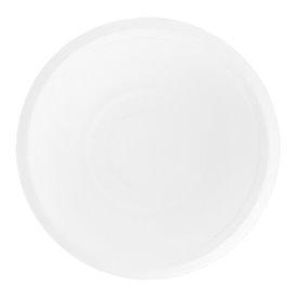 Tigela Bio da cana-de-açúcar Branco 500ml (50 Uds)