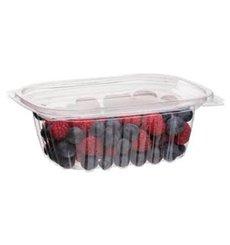 Embalagem Compostáveis PLA com Tampa 355ml (300 Uds)