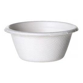 Copo Cana-de-açúcar Bagaço Branco 60ml (50 Uds)