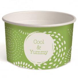 Taça de Cartão para Gelados 3oz/100ml Cool&Yummy (2.600 Uds)