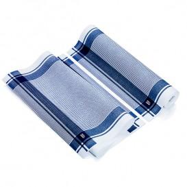 """Rolo Pano """"Roll Drap"""" Vintage Azul 40x64cm P40cm (200 Uds)"""