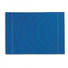 "Toalhete Individual ""Day Drap"" Azul Royal 32x45cm (12 Uds)"