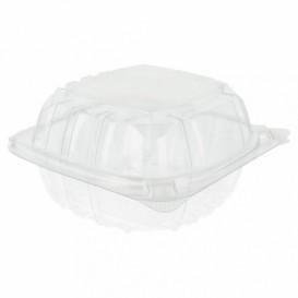 "Embalagem Tampa Bisagra OPS ""Clear Seal"" 167ml (125 Uds)"