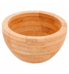 Tigela de Bambu Ø8x4,2cm (20 Uds)