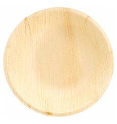 Tigela de folha de palmeira 18x3,5cm (200 Unidades)