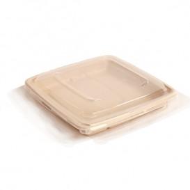 Tampa Plástico PP para Embalagem 23cm (25 Uds)