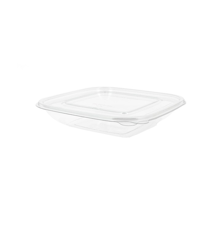Tigela de Plastico PET 750ml 190x190x40mm (300 Uds)