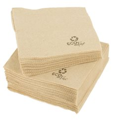 Guardanapos Papel Microdot Eco 20x20cm (100 Uds)