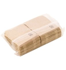 Guardanapos Papel Miniservis Eco Kraft 17x17cm (14.000 Uds)