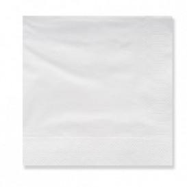 Guardanapos Papel Branco 20x20cm 3 Folhas (4.800 Uds)