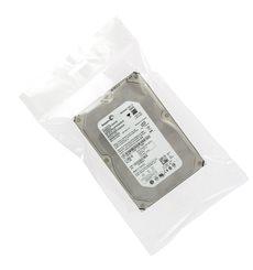 Saco PP Biorientado Dobra Adesivo e Eurotaladro 12,5x12,5cm G160 (100 Uds)
