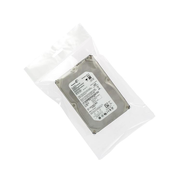Saco PP Biorientado Dobra Adesivo e Eurotaladro 6,5x17cm G160 (100 Uds)