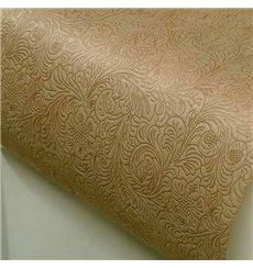 Toalha Descartável Não Tecido PLUS Creme/Bege 120x120cm (150 Uds)