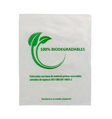 Saco Plastico Mercado 100% Biodegradável 23x30cm (3000 Uds)