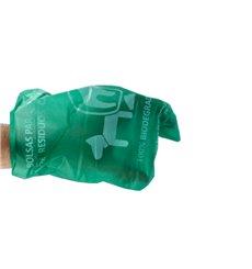Saco Plastico de excrementos cão 100% bio 18x26cm (100 Uds)