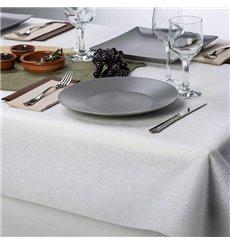 Toalha Descartável Não Tecido PLUS Branco 120x120cm (150 Uds)