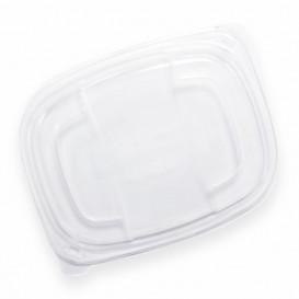 Tampa Translúcido Embalagem 800/1000ml 215x170x20mm (20 Uds)