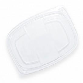 Tampa Transparente Embalagem 1050/1250ml 255x189x20mm (20 Uds)
