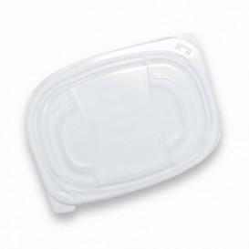 Tampa PP Translúcido Embalagem 400/600ml 190x140x20mm (480 Uds)
