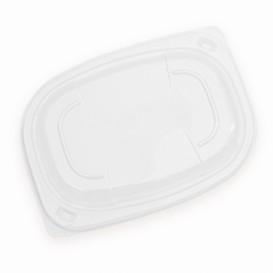 Tampa Transparente Embalagem 400/600ml 190x140x20mm (480 Uds)