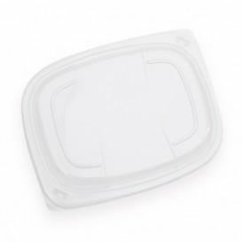 Tampa Transparente Embalagem 800/1000ml 215x170x20mm (20 Uds)