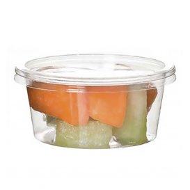Embalagem Compostáveis PLA Transparente 145ml (2000 Uds)