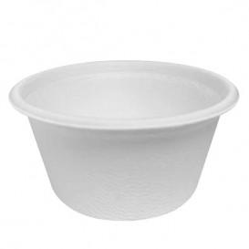 Copo Bio Molhos cana-de-açúcar Branco 55ml (50 Uds)