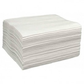 Toalha Spunlace Manicura Pedicura Branco 30x40cm (2000 Uds)