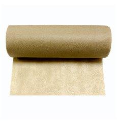 Toalha em Rolo Não Tecido PLUS Creme/Bege 0,4x50m P30cm (1 Ud)