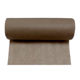 Toalha em Rolo Não Tecido PLUS Marron 0,40x45m P30cm (6 Uds)