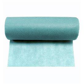 Toalha em Rolo Não Tecido PLUS Turquesa 0,40x45m P30cm (6 Uds)