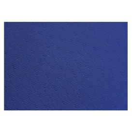 Toalha Papel Cortado Mesa Azul 1,2x1,2 Metro 40g (300 Uds)