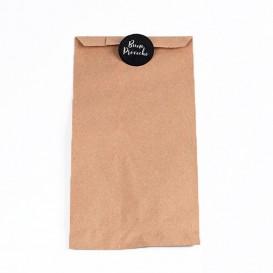 Envelopes de Talheres Kraft 11x24cm (125 Uds)