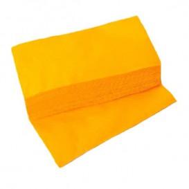 Guardanapos Papel 1/8 40x40cm Amarelo (1.200 Unidades)