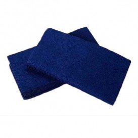 Guardanapos Papel 1/8 40x40cm Azul (1.200 Uds)