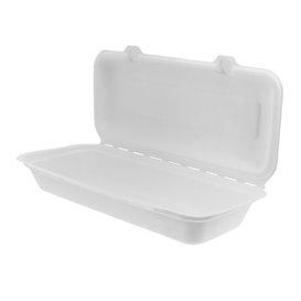 Embalagem Panini Cana-de-açúcar 290x273x37,5mm (50 Uds)