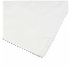 Toalha Spunlace Cabaleireiros Branco 40x80cm 43g/m² (25 Uds)