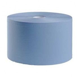 Rolo Industrial Azul 3kg 0,23x332m (2 Uds)