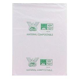 Saco Plastico Mercado Block 100% Biodegradável 23x33cm (300 Uds)