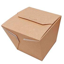 Embalagem Fechado TakeAway Wok Kraft 780ml (20 Uds)