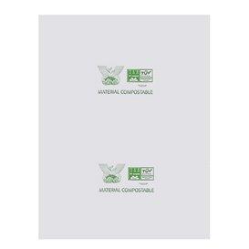 Saco Plastico Mercado Block 100% Biodegradável 27x35cm (3.000 Uds)