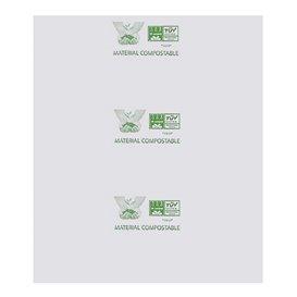 Saco Plastico Mercado Block 100% Biodegradável 40x47cm (200 Uds)