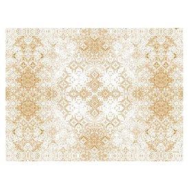 "Toalhete Papel Mesa 30x40cm ""Mozaik"" Creme 40g/m² (1000 Uds)"