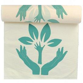 Sacos para Lixo em Rolo 100% biodegradável 90x103cm (10 Uds)